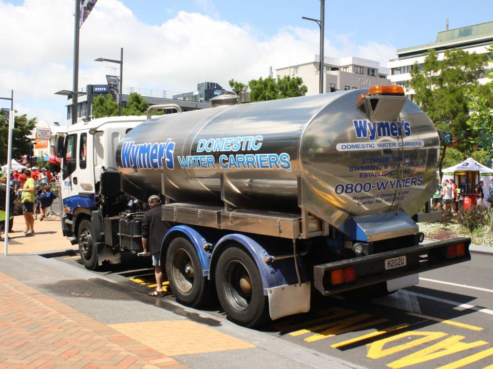 Water Deliveries